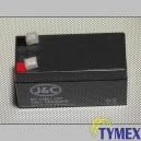 Akumulator żelowy 12V - 1,3Ah