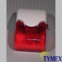 Sygnalizator alarmowy AS7015 (czerwony)
