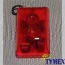 Sygnalizator alarmowy AS7020 (czerwony)