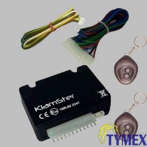 Klamster, sterownik do zdalnego sterowania (drzwi bez klamek)
