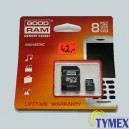 Karta pamięci GoodRam microSDHC 8GB