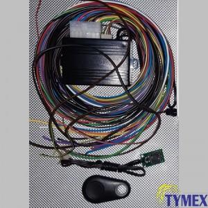 Blokada identyfikator ATX 2,4GHz