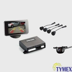 Steelmate PTSV 404 z kamerą i monitorem