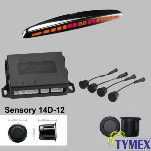 Czujniki cofania EMG-PS41 M17 (PTS410 M17)