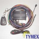 Autoalarm Ampio mini CAN z pilotem