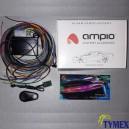 Autoalarm Ampio mini CAN z 1 identyfikatorem 2,4GHz