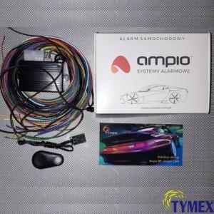 Autoalarm Ampio mini CAN z identyfikatorem 2,4GHz