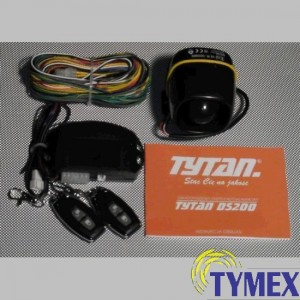 Autoalarm TYTAN DS200 PH